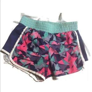 Girls Sketchers Running Shorts Size 14-16